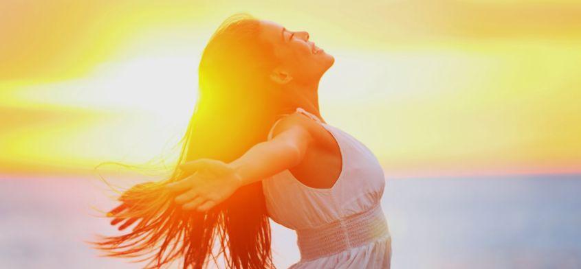 Ćwiczenia oddechowe na stres, bezsenność i pobudzenie
