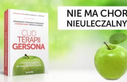 Cud terapii Gersona – najważniejsza książka o uzdrawianiu