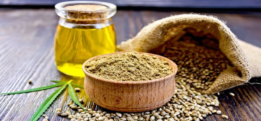 Olej z nasion konopi siewnej - właściwości, zastosowanie