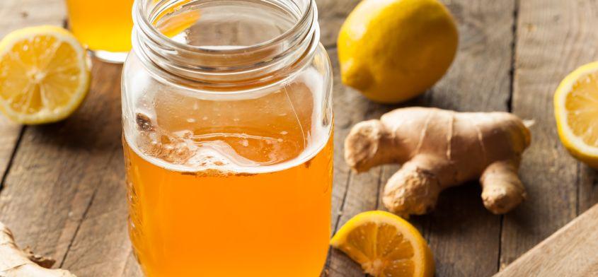 Kombucha - ten napój wzmocni twój organizm i ochroni przed chorobami