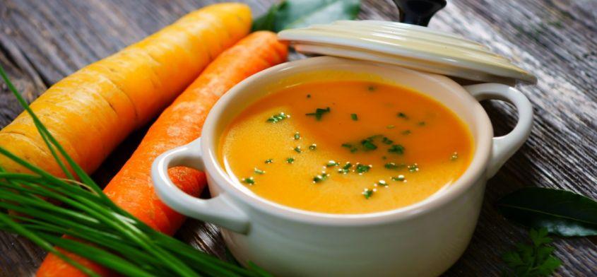 Zupa marchewkowa - prosty przepis dla każdego